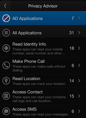 advanced mobile care for android