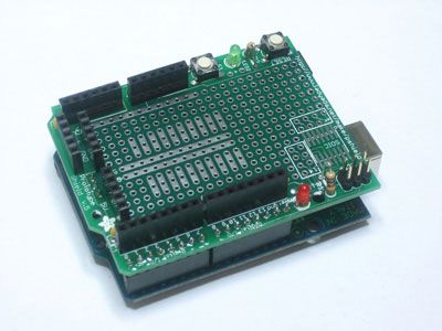 arduino shield projects