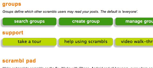 scrambls