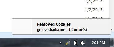 self destructing cookies
