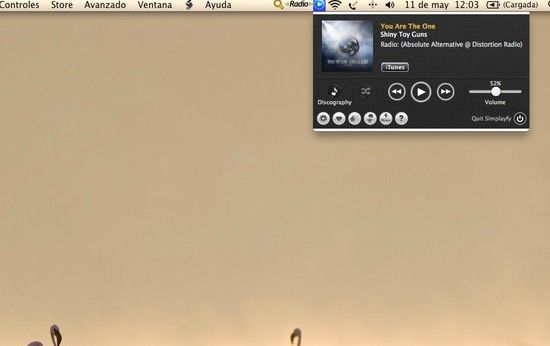 simplayfy1 e1358183470534   Simplayfy: An Incredibly Simple Way To Control iTunes [Mac]