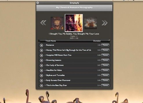 simplayfy2 e1358183491898   Simplayfy: An Incredibly Simple Way To Control iTunes [Mac]