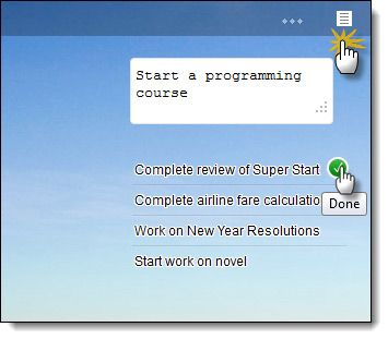 Super Start Your Day With Visual Bookmarks And A Simple To-Do List [Firefox] super start08