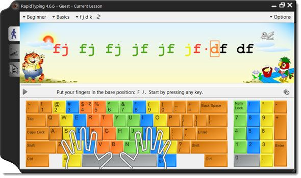 8 Best Touch Typing Software to Teach Yourself to Type ...
