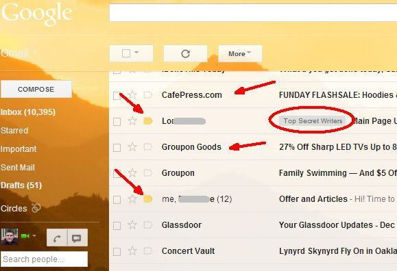 tips for managing gmail