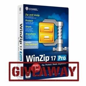 WinZip 17 Pro for Windows: Redesigned for Social Sharing and the Cloud [Giveaway] winzipgiveaway