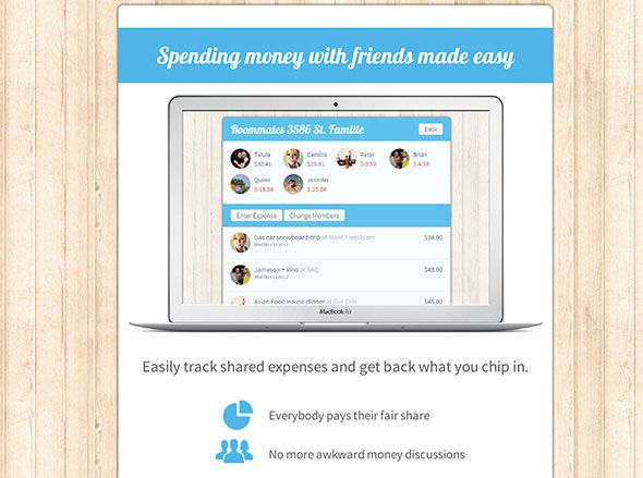 wpi 1   WhoPaid.it: Keep Track of Group Expenses Automatically