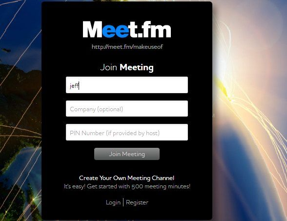 237   Meet.fm: Instantly Set Up Meeting Online With Others