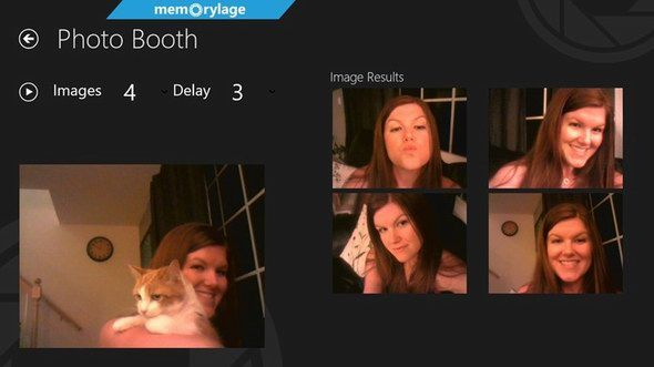 Memorylage: Instantly Create Custom Photo Collages From Your Photos [Windows 8 & RT] 310