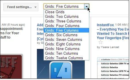 grid preview for google rewiev