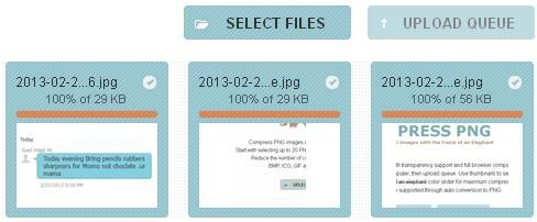 compress png images
