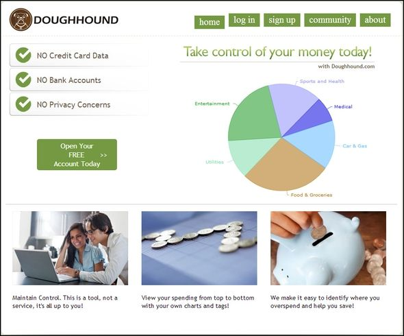 financial web tools