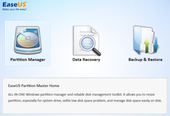 hard drive partition software