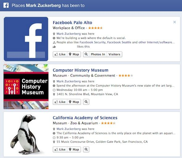 graph search facebook technology