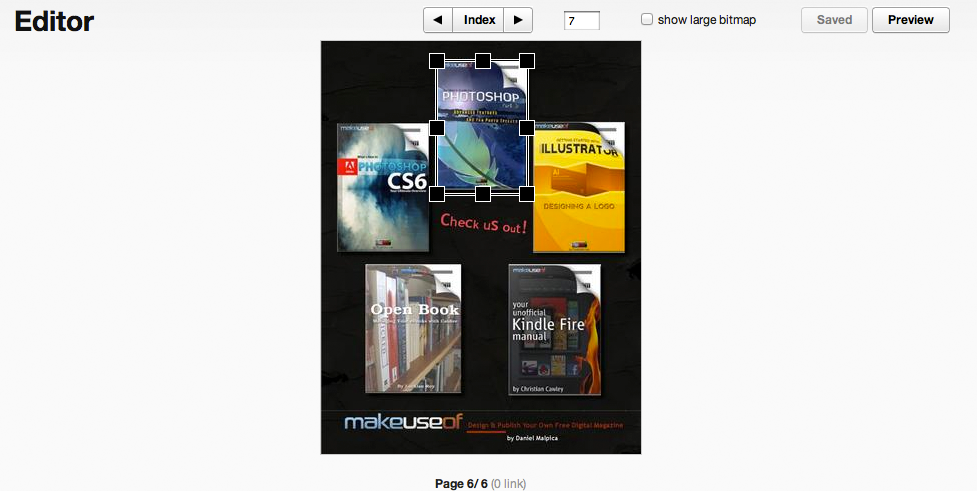 Publish Your Own Free Digital Magazine Fig