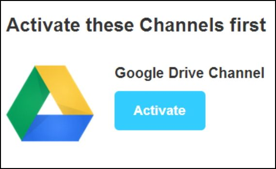 Double The Cloud Power: How To Sync Files Across Storage Services IFTTT Activate Google Drive