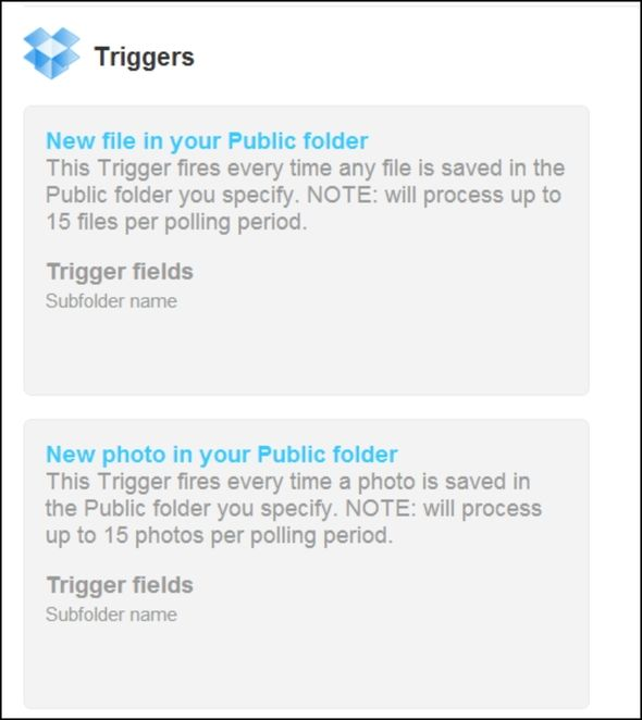 Double The Cloud Power: How To Sync Files Across Storage Services IFTTT Triggers