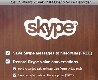 save skype conversations