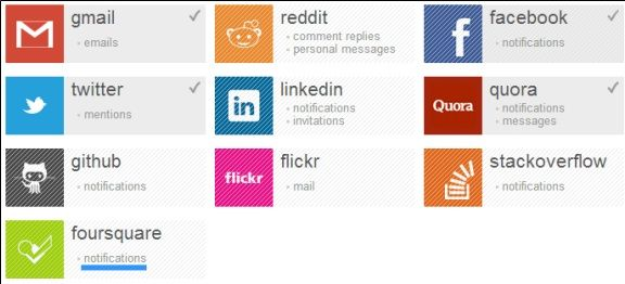 Sites   Chime: Get Notifications From Popular Web Services In a Single Place [Chrome]