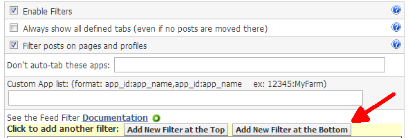 Clean Up Your Facebook News Feed With Social Fixer Filtering [Weekly Facebook Tips] Social Fixer Add New Filter
