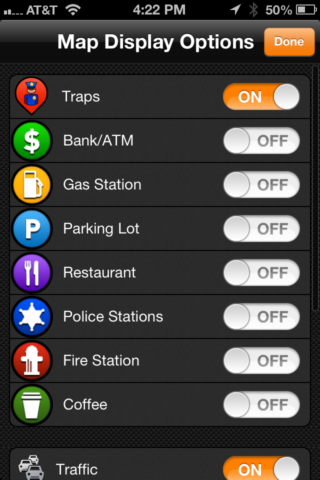 trapster app