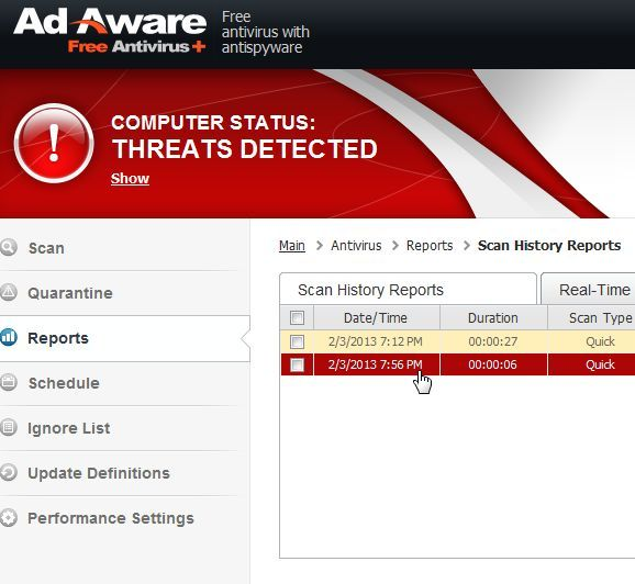 Keep Your PC Clean of Ads And Viruses With Lavasoft Ad-Aware+ Free [Windows] adaware10