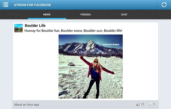 faster facebook android