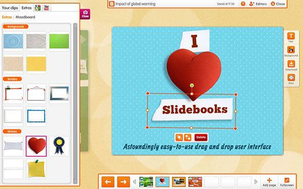 create free online presentations