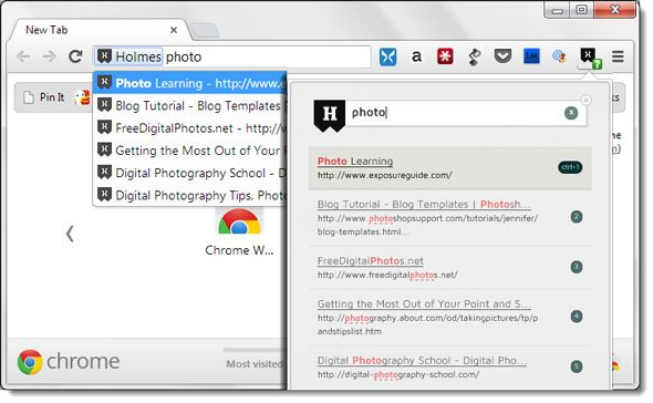 Use These 3 Chrome Extensions To Speed Search Your Bookmarks With A Keystroke chrome bookmark extension01