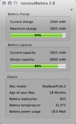 mac battery health