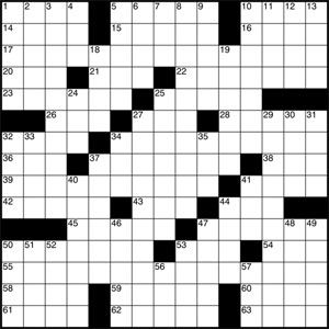 Create Your Own Crossword Puzzle With These Tools