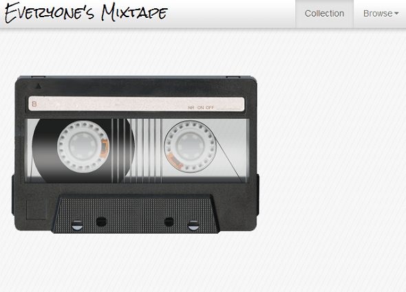 create a digital mixtape