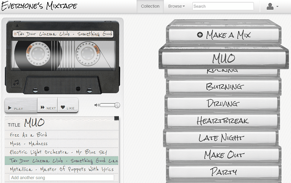 Let The Good Times Roll: Great Tools For Creating Digital Mixtapes Tested everyones mixtape