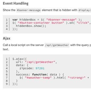 Making The Web Interactive: An Introduction To jQuery