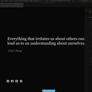 Forismatic: Relax For A Moment With Inspirational Quotes [Mac]