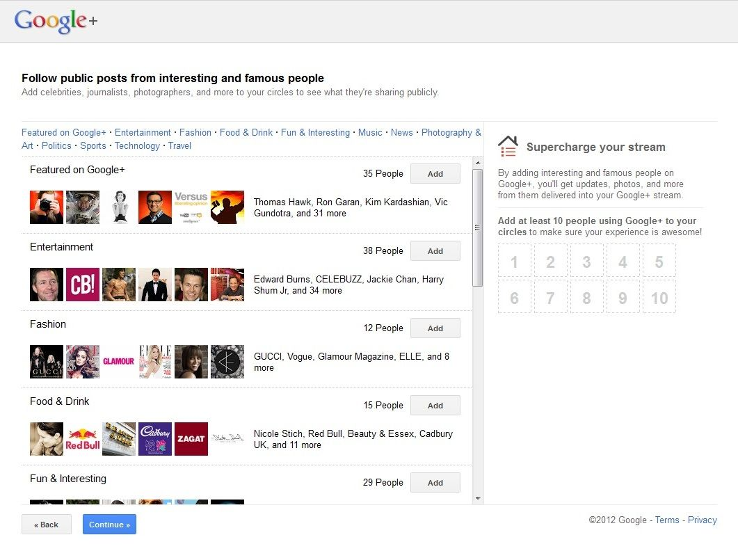 Google Plus: A Guide For Everyone gplus 14