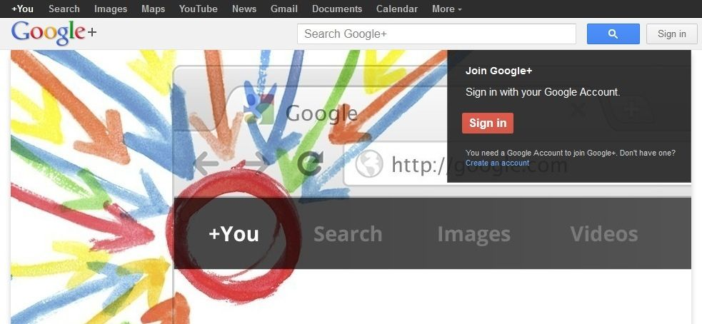 guide to google plus
