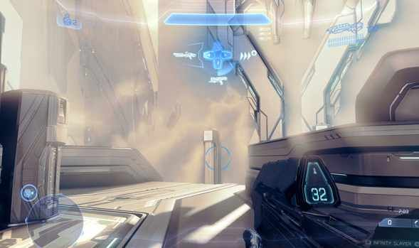 5 Reasons Call Of Duty Players Should Give Halo 4 A Shot [MUO Gaming] halo4ordance1