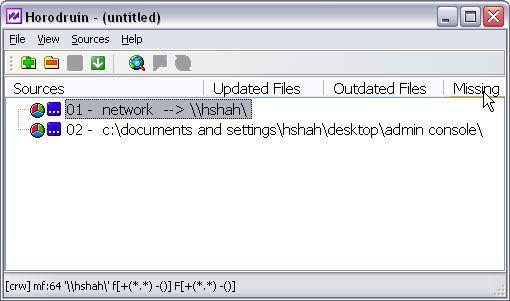 horodruin   Horodruin: Monitor Folders For Changes & Synchronize New Files