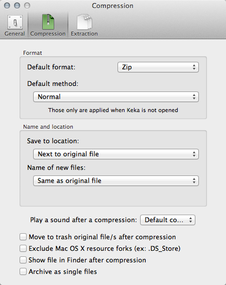Keka: An Easy-To-Use File Compressor For Your Mac