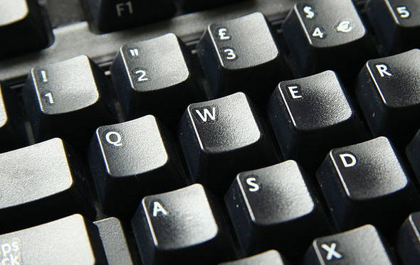 Will Emailing The Executives Of The Company Who Built Your Computer Really Help? keyboard