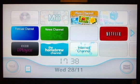 Is There Any Device You Can't Turn Into a Media Center? Wii, Xbox, Android & More muo wiitv1