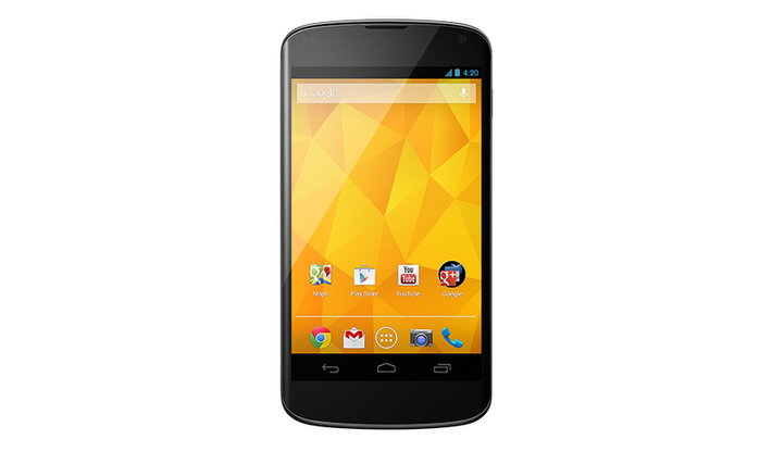 Smartphone Buying Guide, For 2013 nexus4