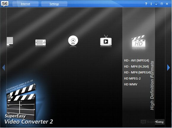 Convert, Rip and Download With SuperEasy Video Converter 2 [Rewards] supereasy1