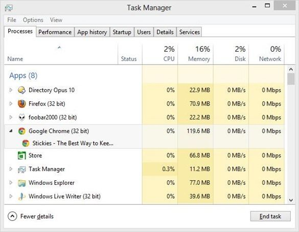 5 Vital System Tools Every Windows User Should Know About taskmanager11