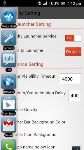 unit launcher free