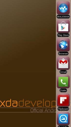Unity Launcher Free: Easily Launch Android Apps From The Sidebar unity launcher2