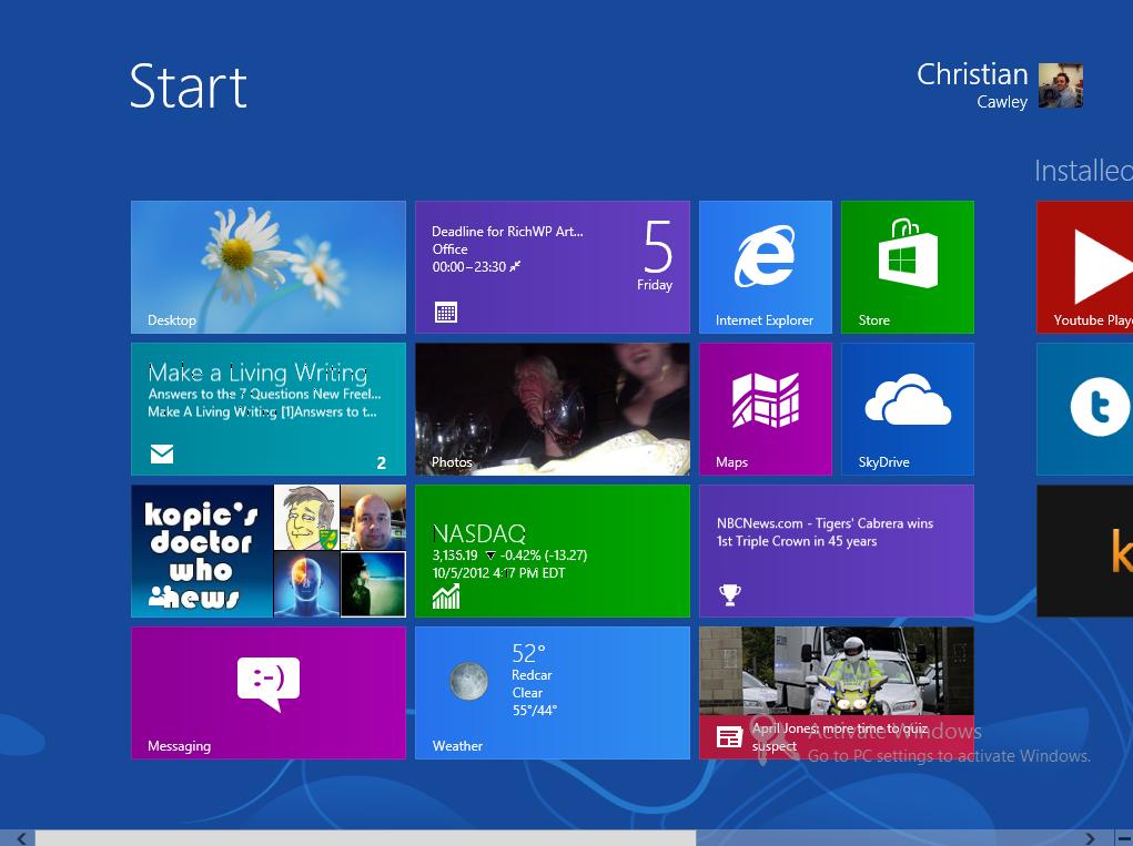 the windows 8 guide rh makeuseof com Microsoft Office Guide Microsoft Office Guide