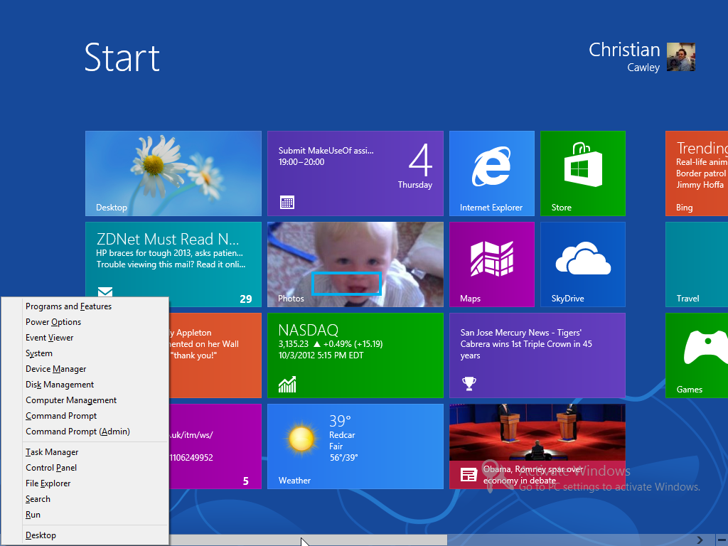 The Windows 8 Guide win8 10 2
