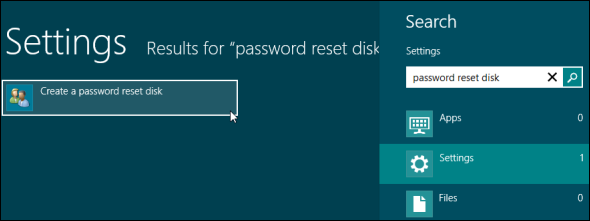 Lost Your Windows Administrator Password? Here's How to Fix It windows 8 create password reset disk